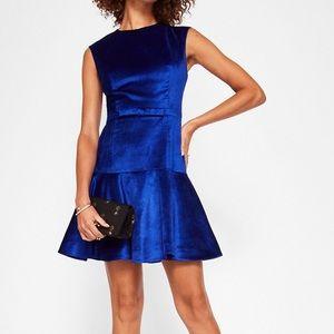 🆕NWT Ted Baker Maryann Velvet Dress Size 3🆕